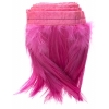 Coque Hackle 4-6in Value Strung 1Yd Pink